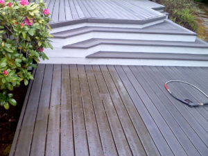 Deck & Patio Cleaning